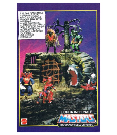 Masters of the Universe Die Wilde