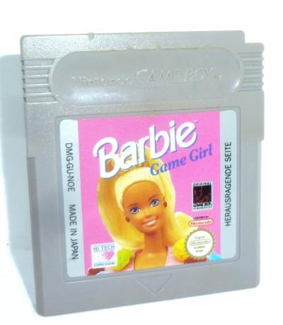 Barbie - Nintendo Game Boy