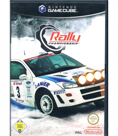 Rally Championship - Nintendo GameCube