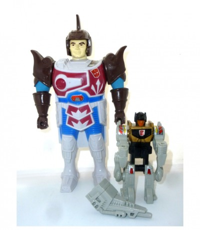 Grimlock Pretenders 1989 - Transformers