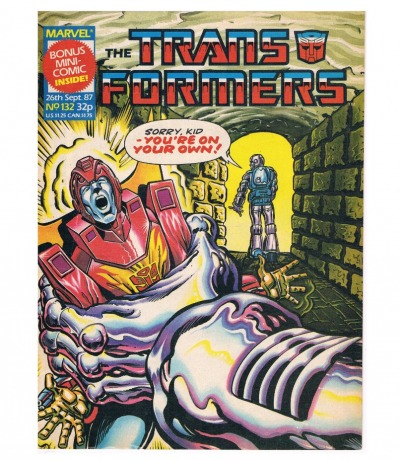 The Transformers - Comic Nr/No 132