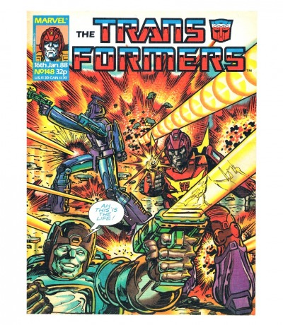 The Transformers - Comic Nr/No 148