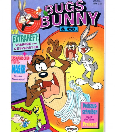 Bugs Bunny - Comic - Nr2