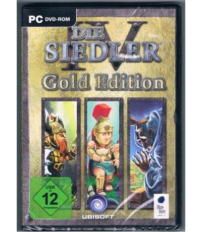 Die Siedler IV Gold Edition PC