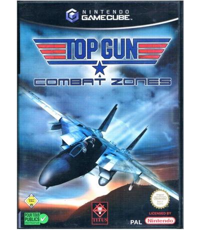 Top Gun - Nintendo GameCube