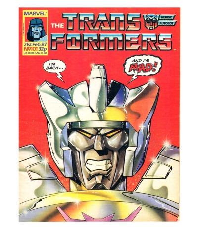 The Transformers - Comic Nr/No -