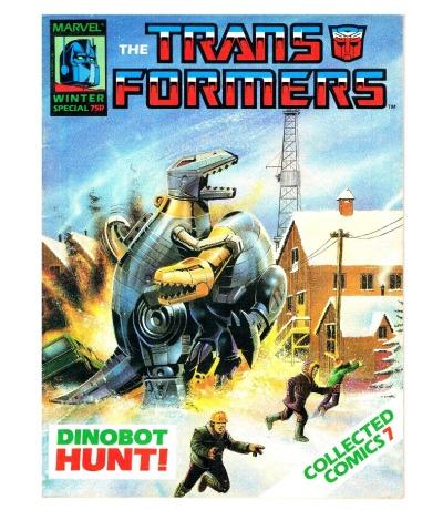 The Transformers Comic Nr/No Special 75P