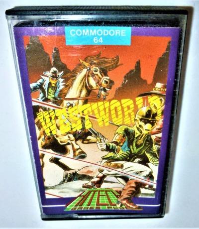 Westworld - Kassette - C64 / Commodore 64