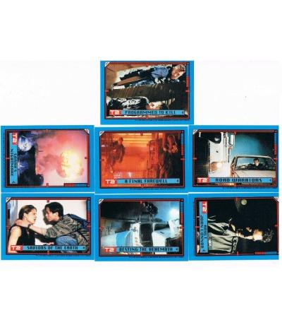 Terminator 2 - 7x Sticker von