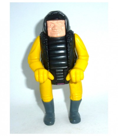 Wicked Wheelie Diver / Fahrer - The real Ghostbusters - Kenner 1986