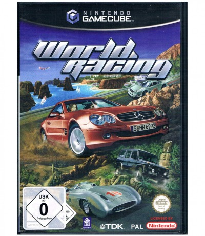 Nintendo GameCube - World Racing