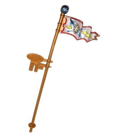 Castle Grayskull flag accessory Masters of