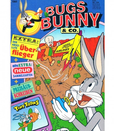 Bugs Bunny - Comic - Nr9