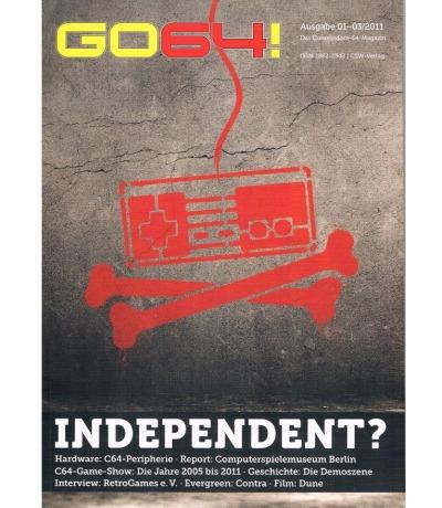 Ausgabe 01-03/2011 Retro 19 GO64 Das