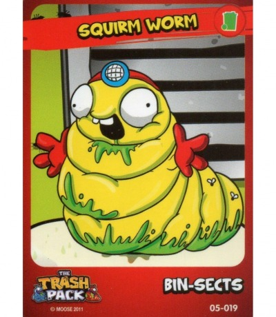 Squirm Worm Bin-Sects The Trash Pack