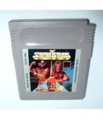 WWF Super Stars - Nintendo Game Boy