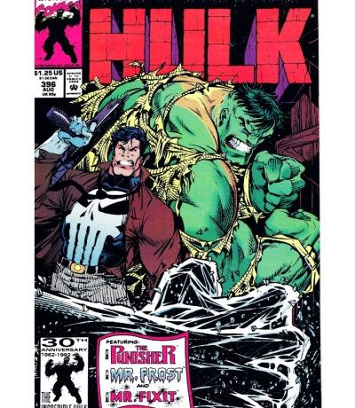 The Incredible Hulk - 396