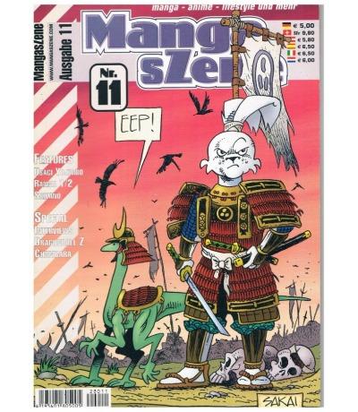 Manga sZene Magazin Nr11 Anime Manga