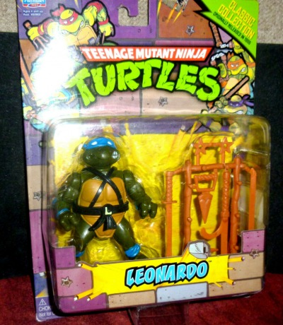 Leonardo Classic Collection OVP MOC Teenage