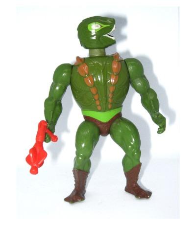 Kobra Khan - Komplett - Masters of the Universe / He-Man MOTU Actionfigur - Vintage Figur von Mattel aus den 80ern.