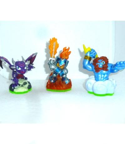 Skylanders: Spyros Adventure - 3 Figuren