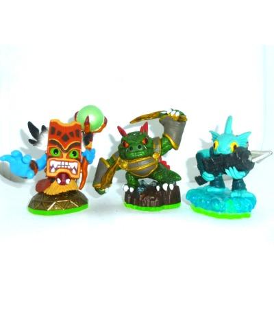 Skylanders: Spyro s Adventure - 3 Figuren