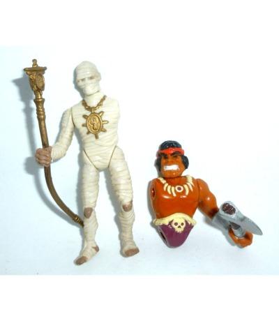 Connectors Ersatzteile Mummy Indian Action Figur