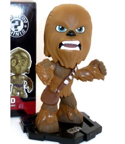 Star Wars - FUNKO MYSTERY MINIS - CHEWBACCA - Bobble-Head