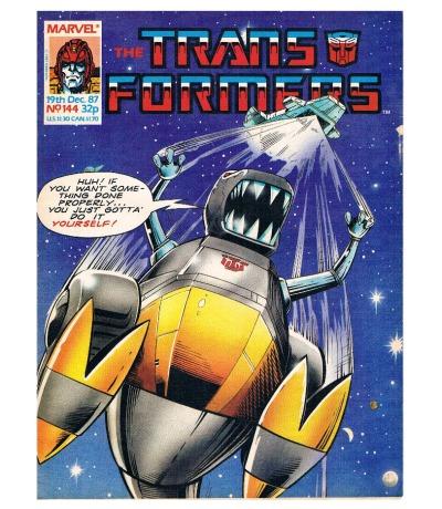 The Transformers - Comic Nr/No 144