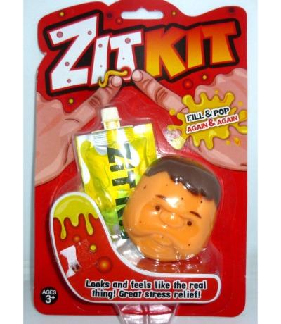Zip Kit - Der Pickelquetsch-Simulator