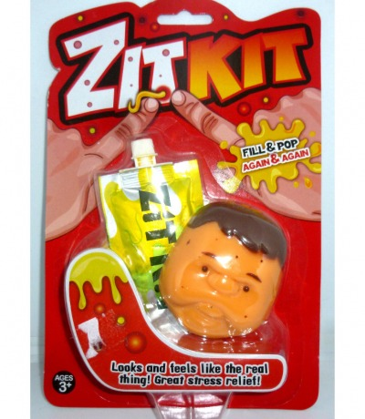Zit Kit - Der Pickelquetsch-Simulator