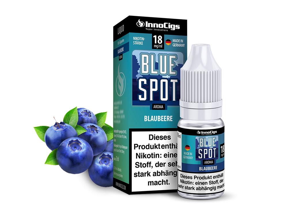 Blue Spot Blaubeere