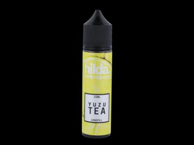 Hilda Berlin Tea Club Yuzu Tea