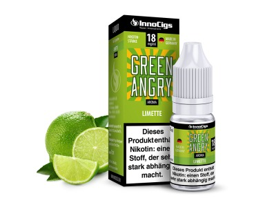Green Angry Limette