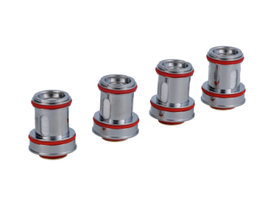 Uwell Crown SS904L Heads 4er Packung
