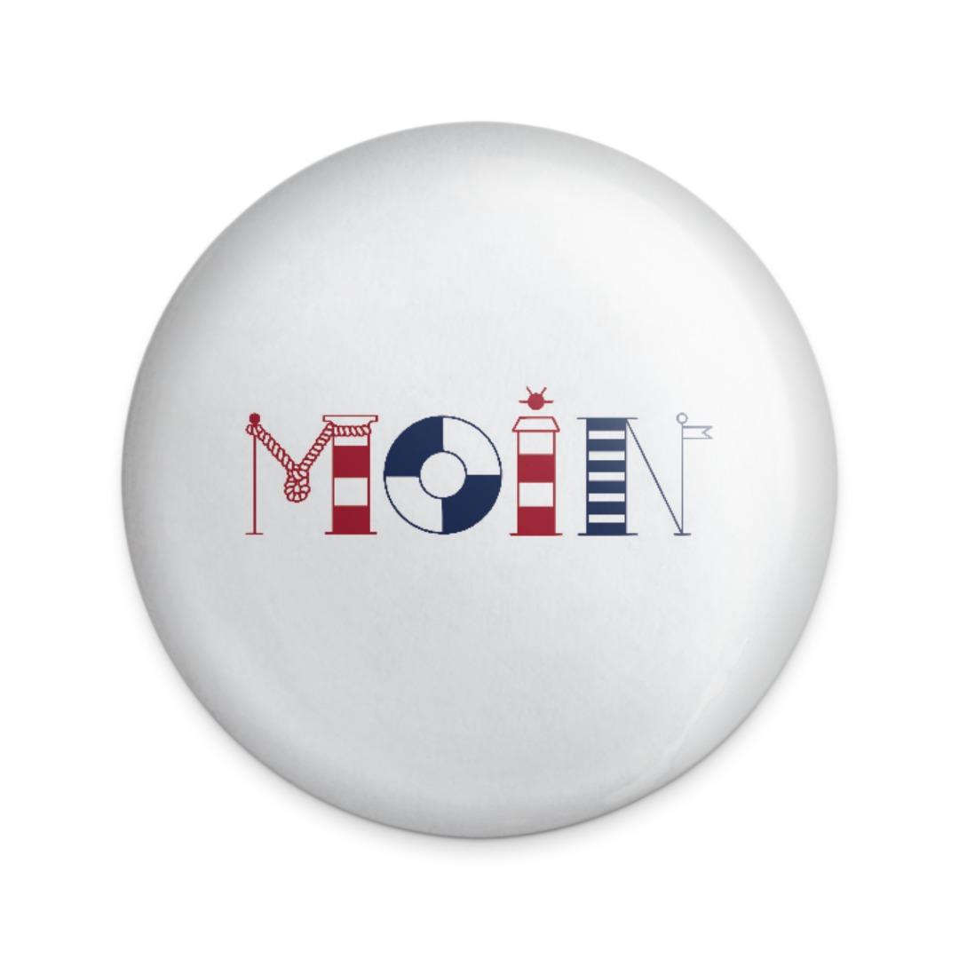 Magnet Moin Buchstaben