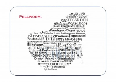 Postkarte Pellworm PK-252