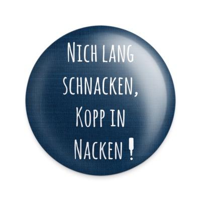 Magnet-Flaschenöffner Nich lang schnacken FLA-01
