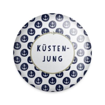 Button Küstenjung