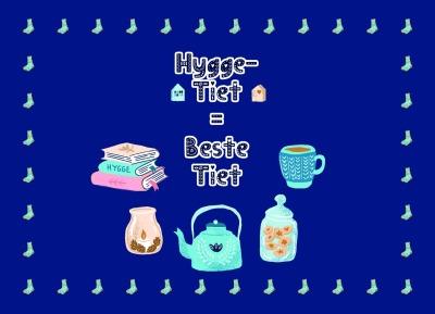 Postkarte Hygge-Tiet