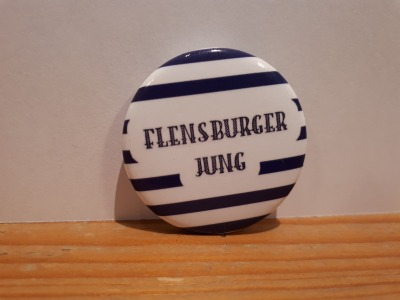 Button Flensburger Jung