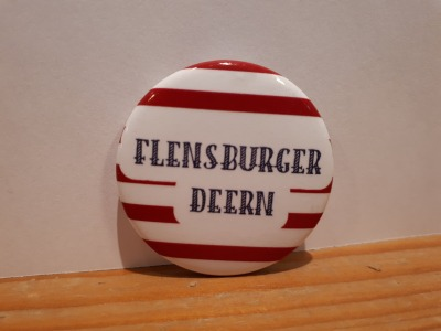 Button Flensburger Deern