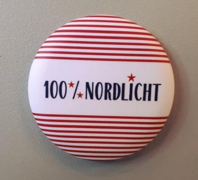 Magnet 100 Nordlicht