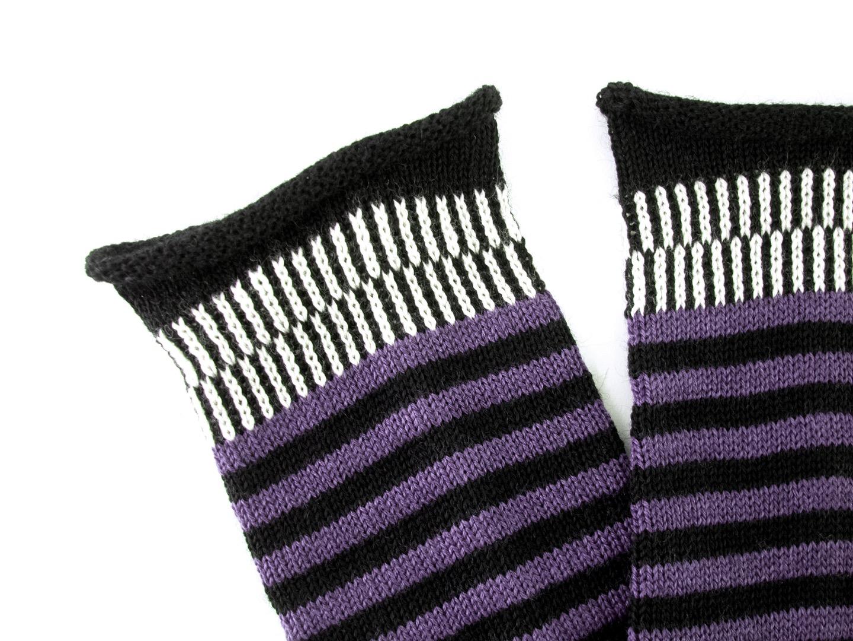Armstulpen MIO violett