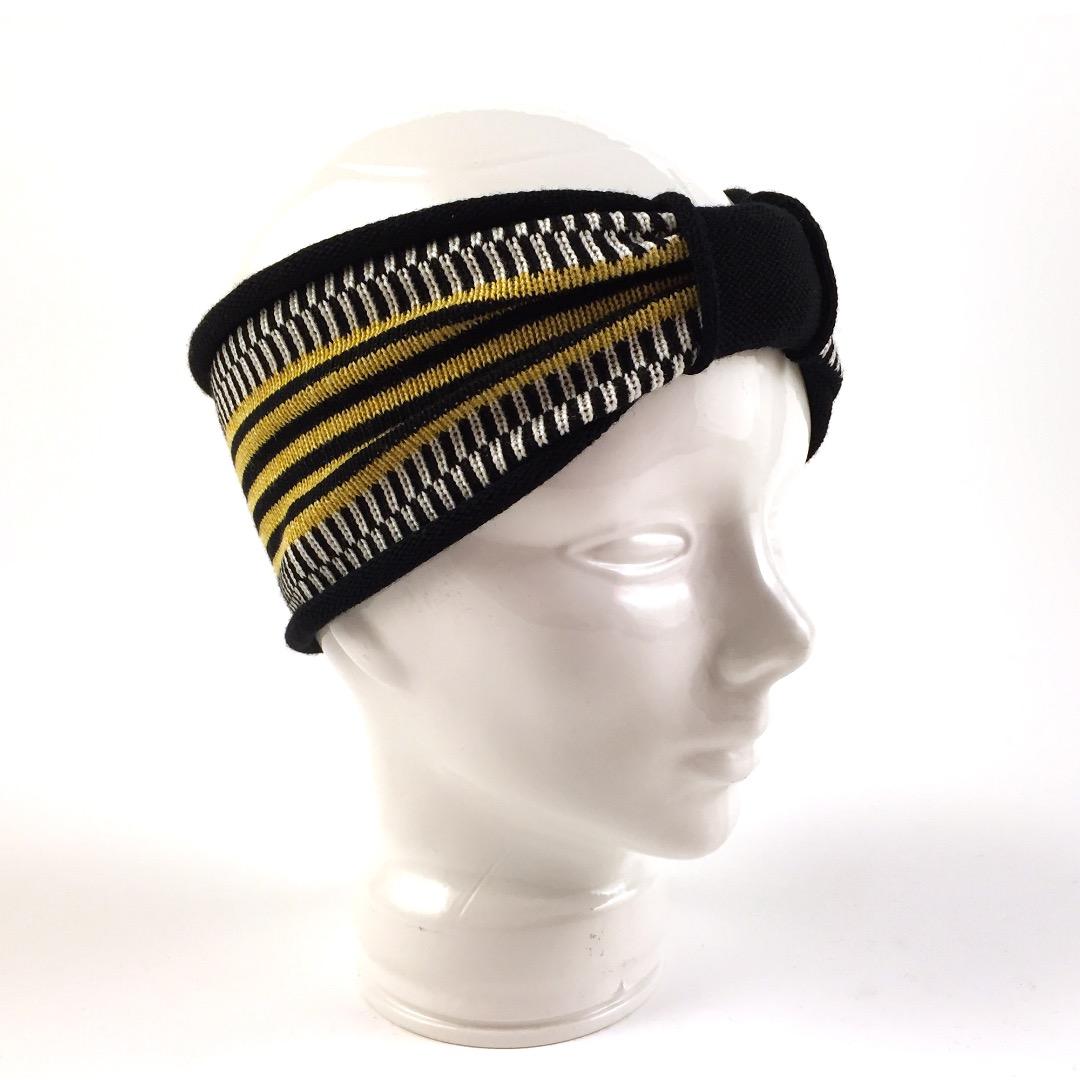 Stirnband MIO gelb