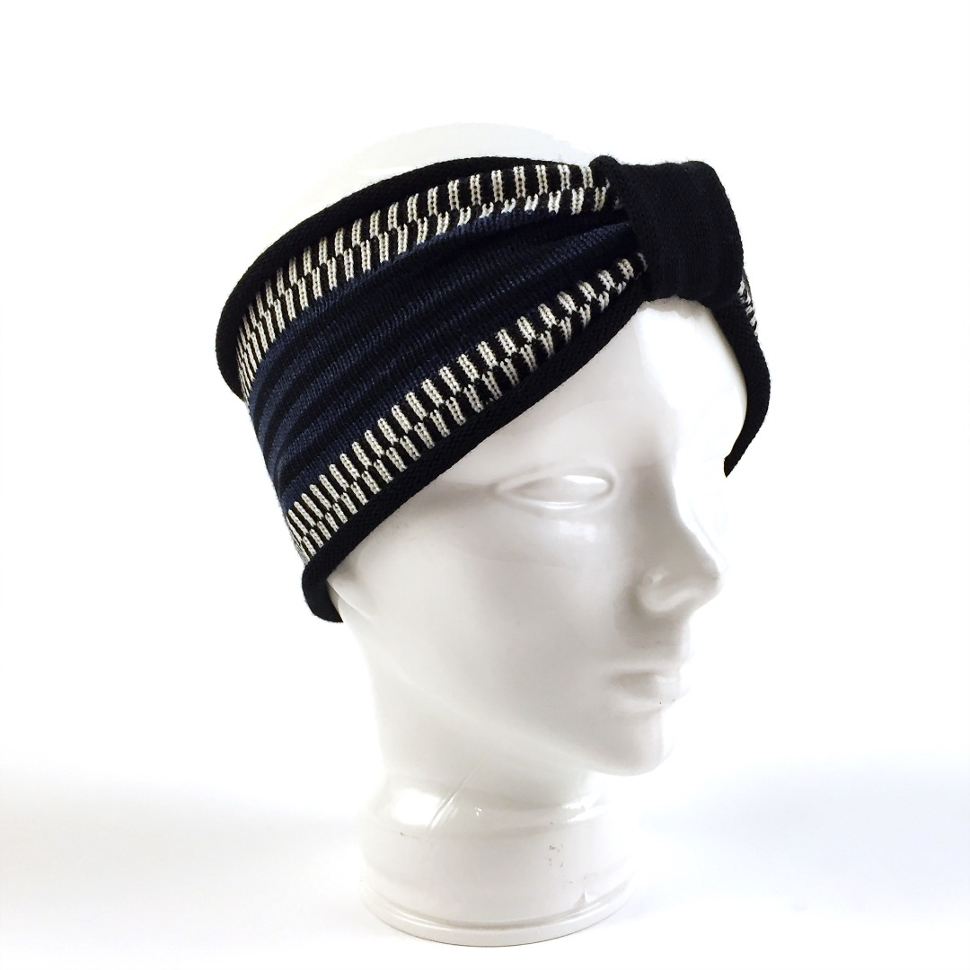 Stirnband MIO blau