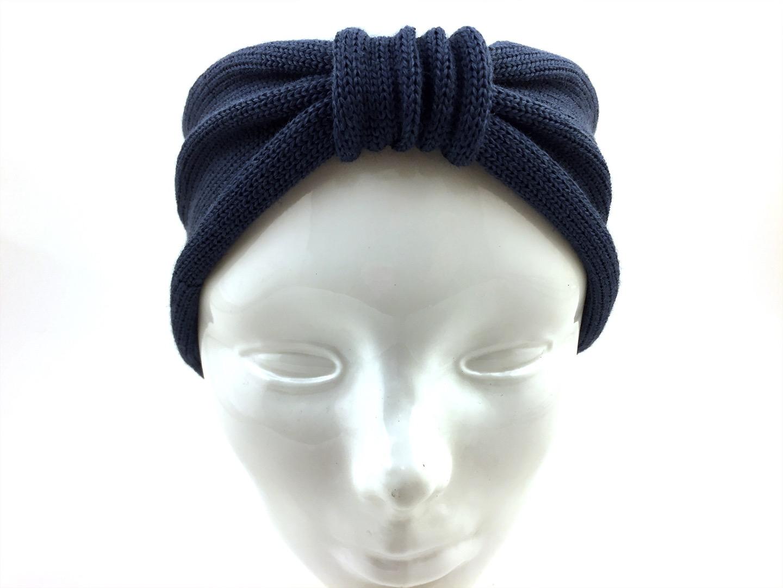 Stirnband EVE blau