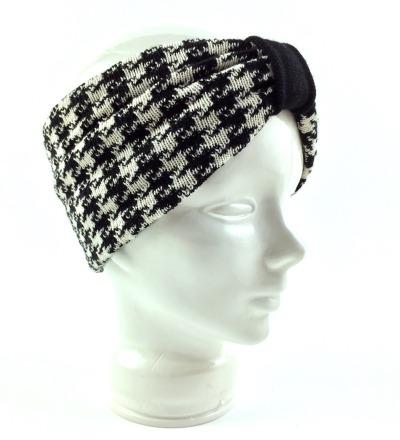 Stirnband HATA - 100 Wolle Merino