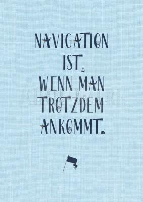 Navigation - Größe 13 18 cm