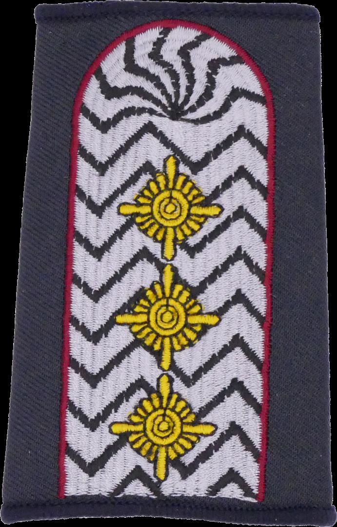 Brandenburg Brandamtsrat - Berufsfeuerwehr Dienstgradschlaufen /